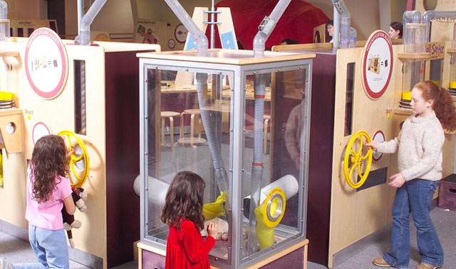 Sciencenter Exhibition Rental