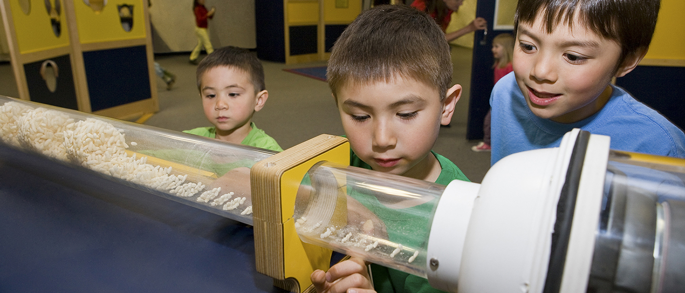 Sciencenter Banner Image
